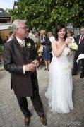 Achim´s und Audrone´s  Hochzeit