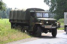 2. Teuto-Militärfahrzeugtreffen in Ledde bei Osnabrück Juni 2009
