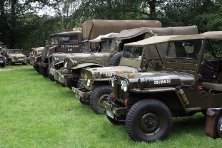 4. Teutotreffen für Militärfahrzeuge
