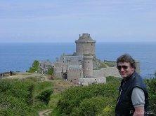 Mit Rainer in der Bretagne 2002