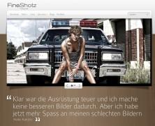 Meine neue Homepage